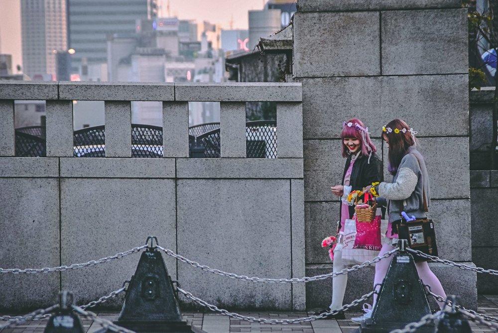 Visiter tokyo une semaine guide par jour par quartier harajuku pont kawaii japon asie blog voyage photographie
