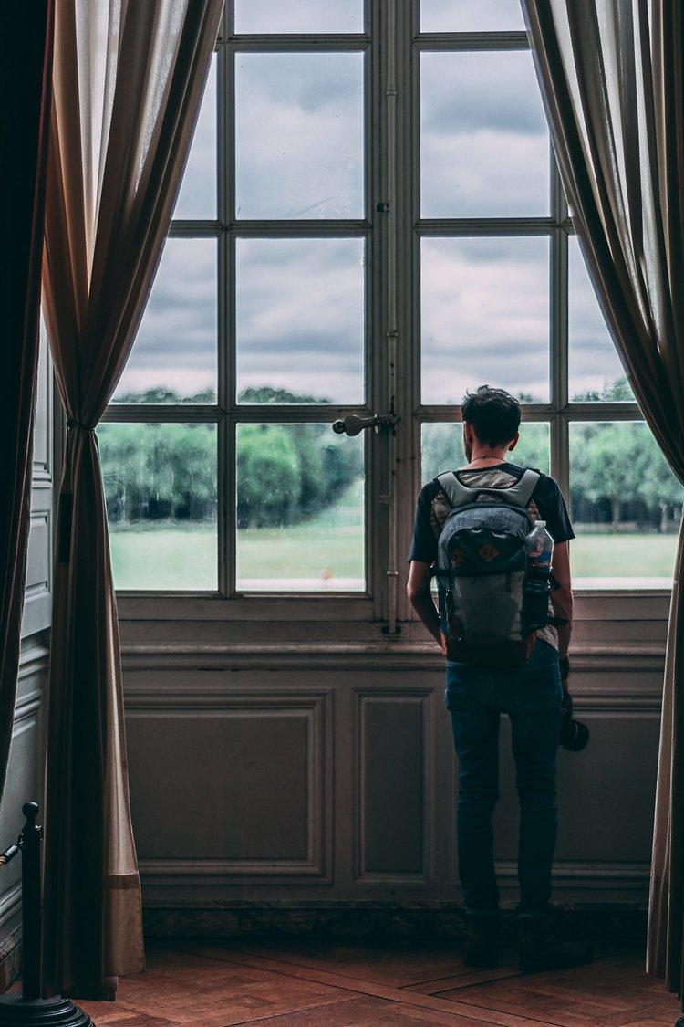 decouverte chateau de chambord jardin france europe blog voyage photographie