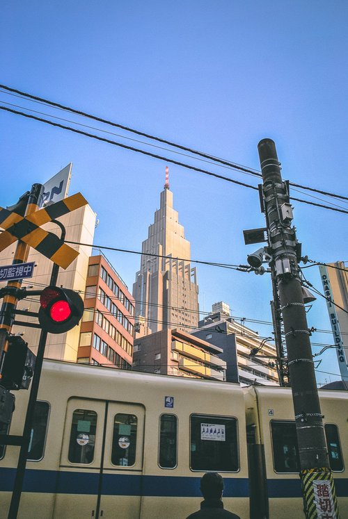 Visiter tokyo une semaine guide par jour par quartier omotesando grande avenue japon asie blog voyage photographie