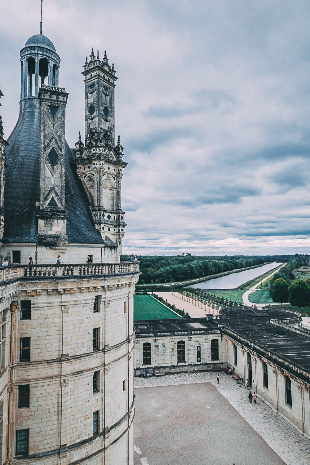 decouverte chateau de chambord france jardins europe blog voyage photographie