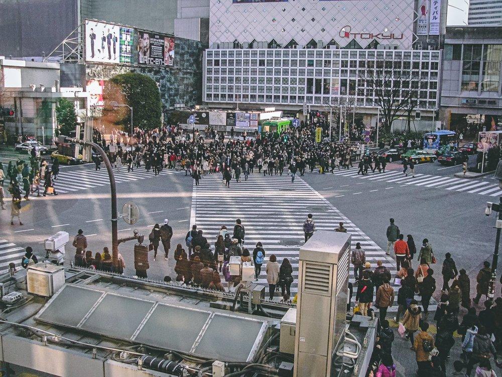 Visiter tokyo une semaine guide par jour par quartier shibuya japon asie blog voyage photographie