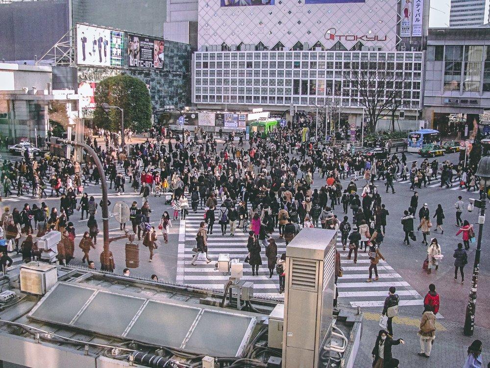 Visiter tokyo une semaine guide par jour par quartier shibuya traversee japon asie blog voyage photographie