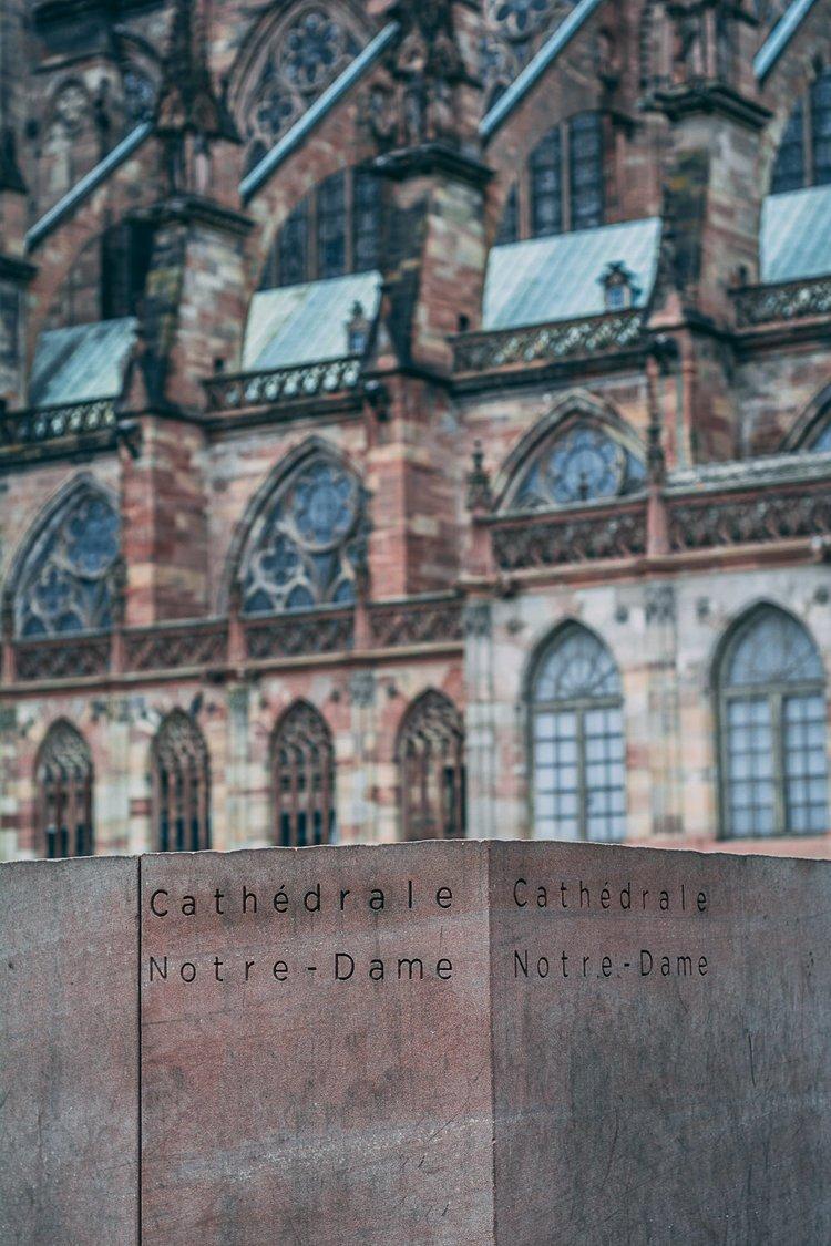 visiter strasbourg une journee france cathedrale europe blog voyage photographie