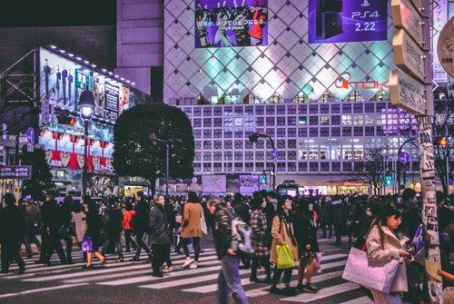 Visiter tokyo une semaine guide par jour par quartier shibuya nuit japon asie blog voyage photographie