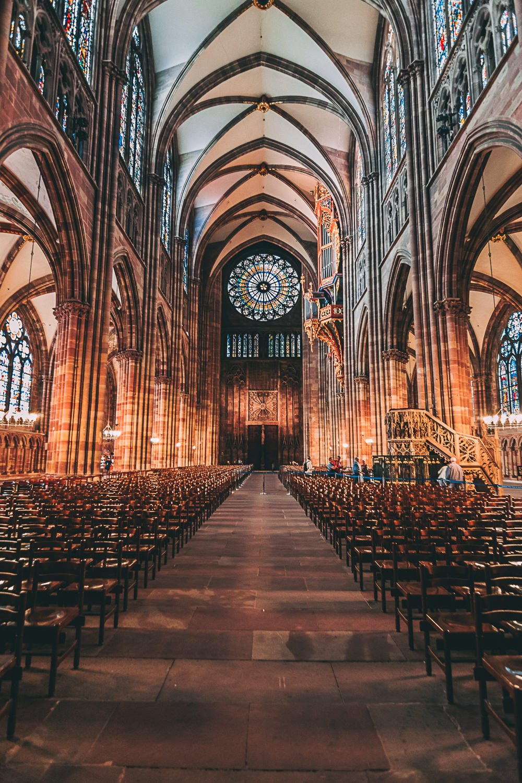 visiter strasbourg une journee cathedrale france europe blog voyage photographie