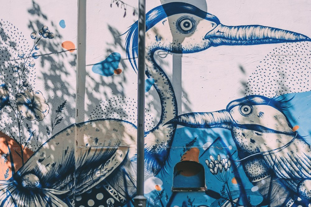 visiter strasbourg une journee street art france europe blog voyage photographie