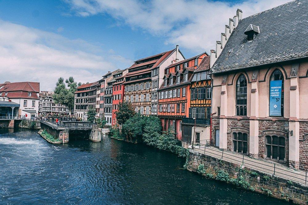 visiter strasbourg une journee rhin france europe blog voyage photographie