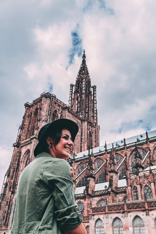 visiter strasbourg une journee notre dame france europe blog voyage photographie