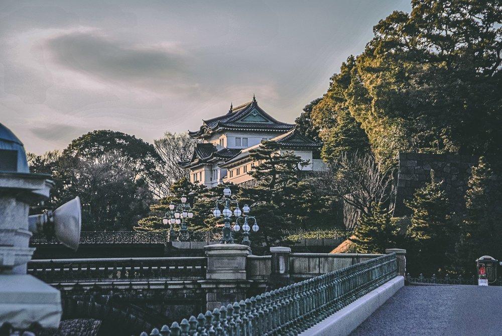 Visiter tokyo une semaine guide par jour par quartier palais imperial hibiya japon asie blog voyage photographie