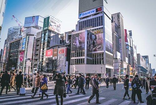 Visiter tokyo une semaine guide par jour par quartier ginza promenade japon asie blog voyage photographie