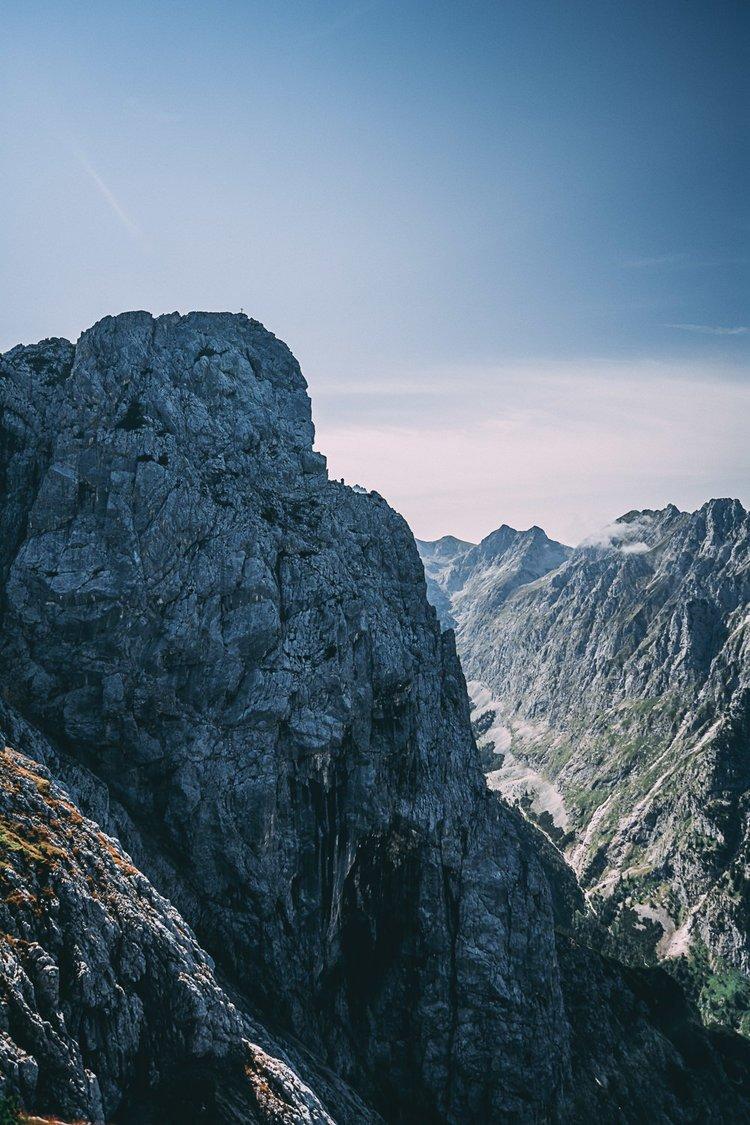 zugspitze vertige et panorama a couper le souffle motagne allemagne europe blog voyage photographie