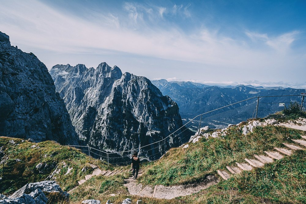 zugspitze vertige et panorama a couper le souffle randonnee allemagne europe blog voyage photographie