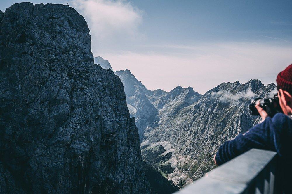 zugspitze vertige et panorama a couper le souffle alpspix allemagne europe blog voyage photographie