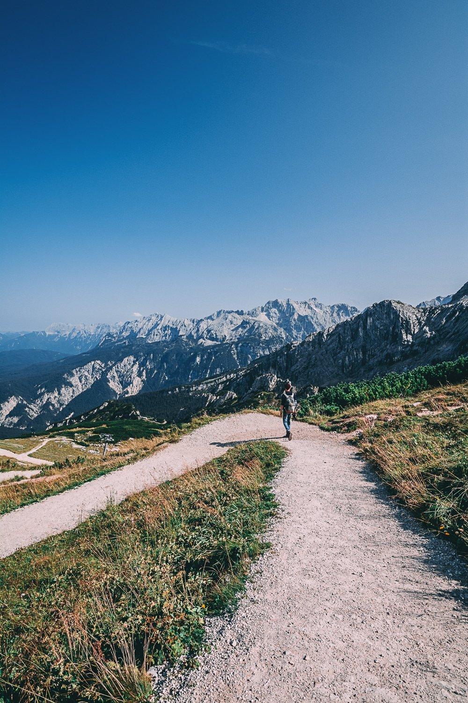 zugspitze vertige et panorama a couper le souffle vue montagne allemagne europe blog voyage photographie