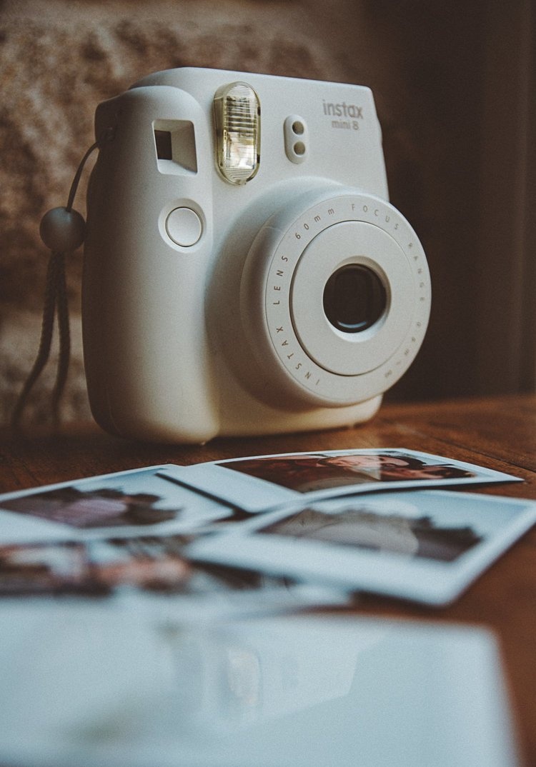 equipement photo video polaroid fujifilm instax mini blog voyage photographie