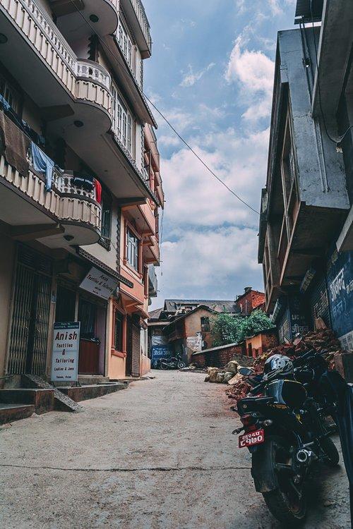 a la decouverte de tansen nepal asie vie blog voyage photographie