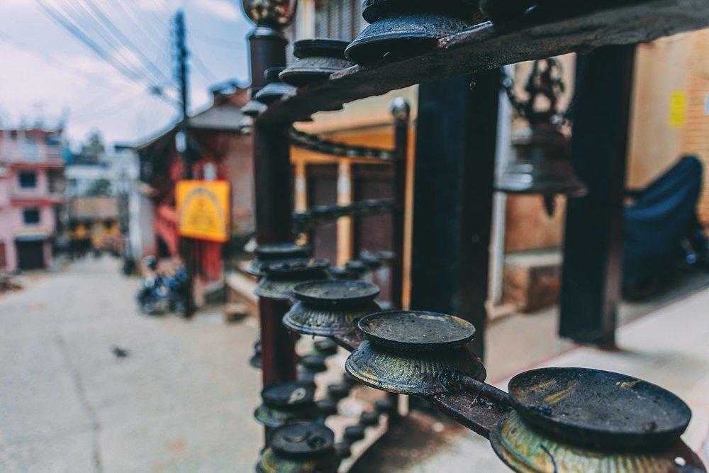 a la decouverte de tansen nepal asie bougie blog voyage photographie