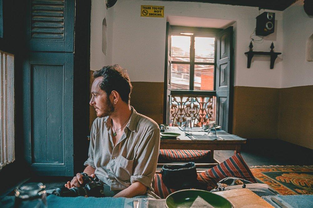 a la decouverte de tansen palpa nepal asie restaurant blog voyage photographie