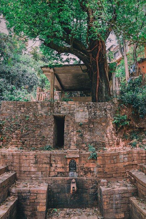 a la decouverte de tansen palpa nepal asie lavoir blog voyage photographie