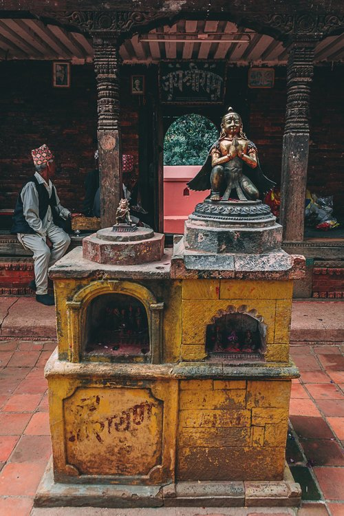 a la decouverte de tansen palpa nepal asie amar narayan interieur blog voyage photographie