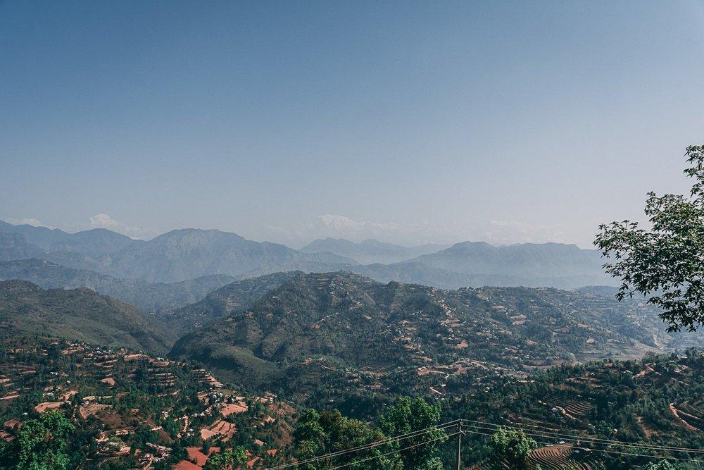 a la decouverte de tansen nepal asie motagne blog voyage photographie