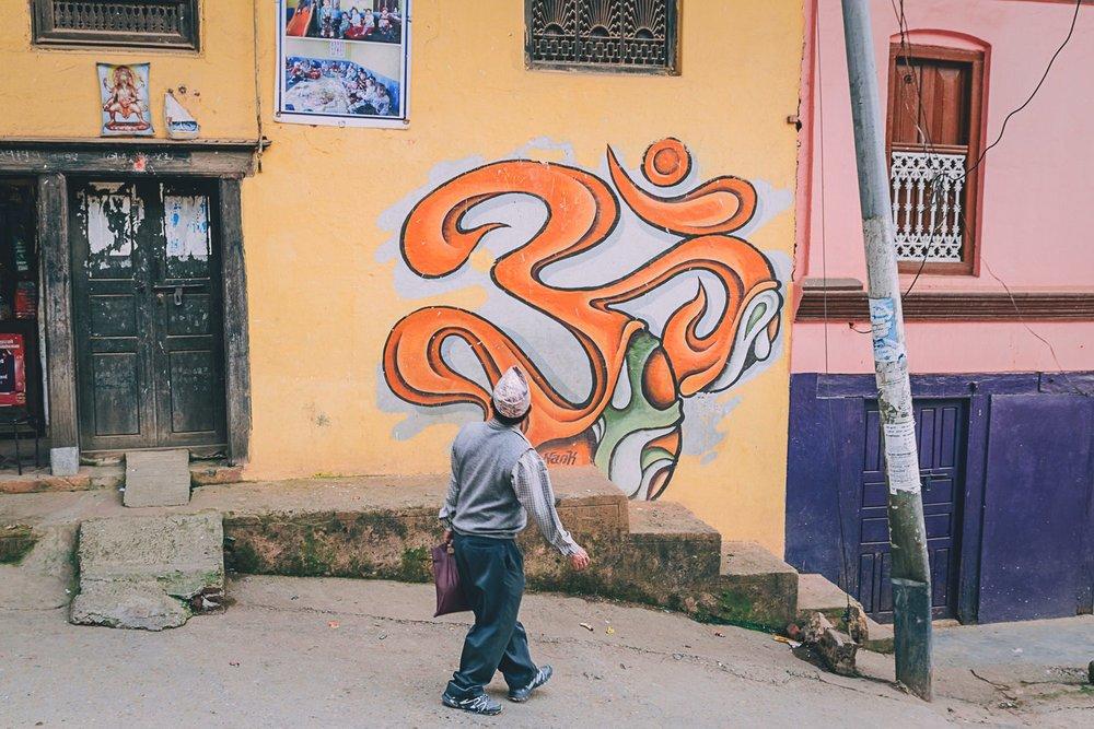 a la decouverte de tansen nepal asie street art blog voyage photographie