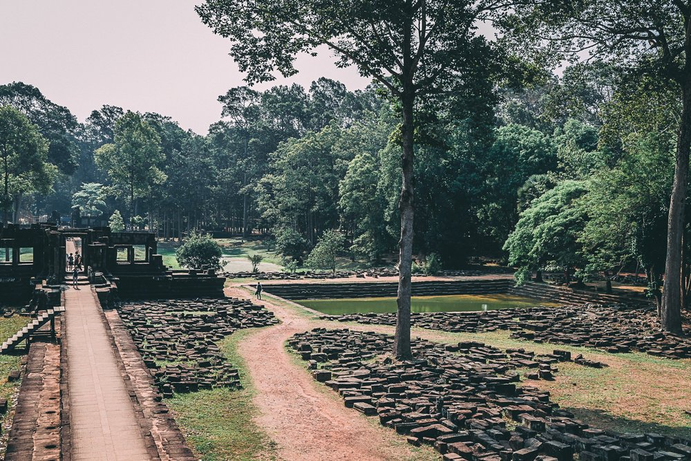 visiter temple angkor trace empire disparu baray cambodge asie blog voyage photographie