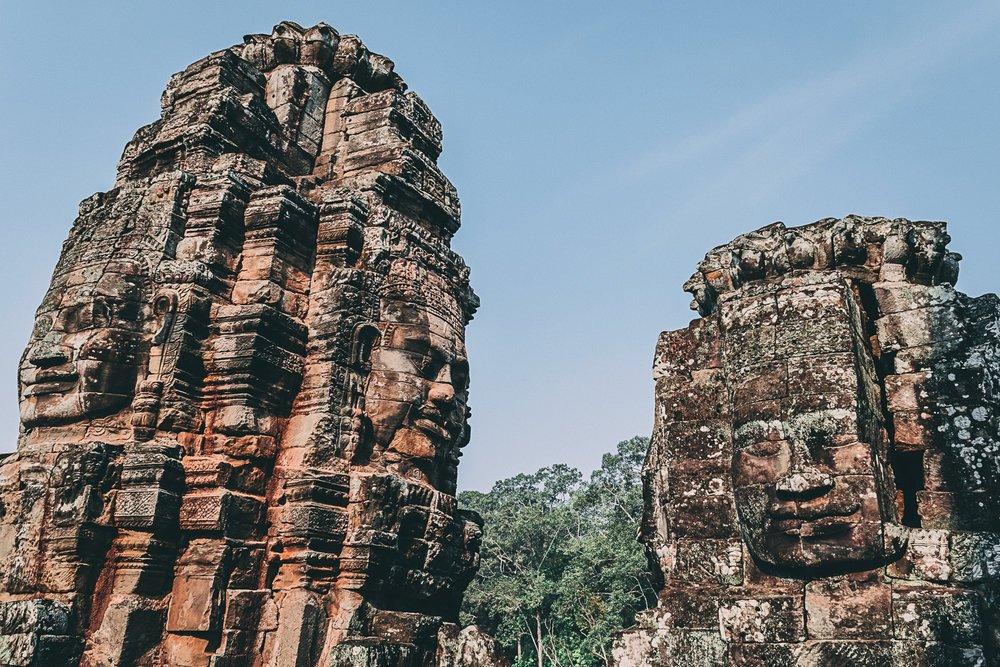 visiter temple angkor trace empire disparu tetes cambodge asie blog voyage photographie