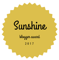 sunshine award blogger interview freelensers blog voyage photographie