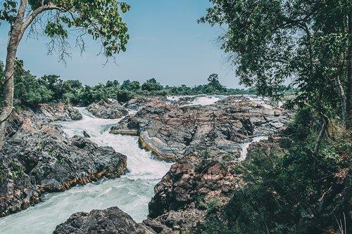 4000 iles laos si phan don khone cascade nature asie blog voyage photographie