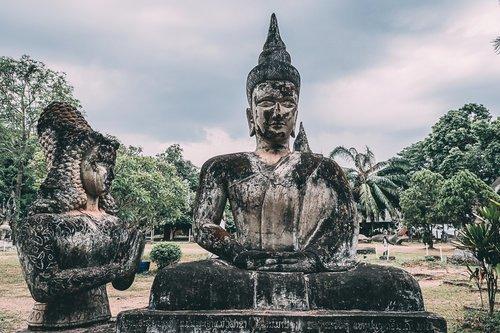 visiter vientiane laos buddha park asie blog voyage photographie