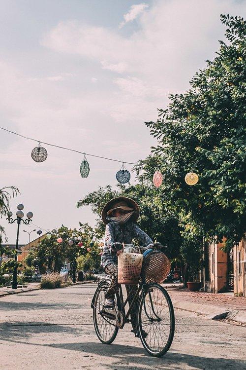 hoi an vietnam ville lanternes festival velo blog vietnam