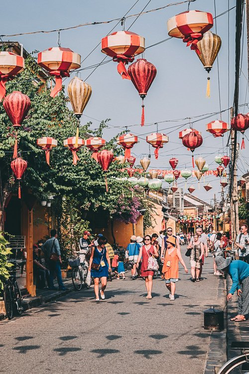 hoi an vietnam ville lanternes festival que visiter vietnam asie blog voyage vietnam