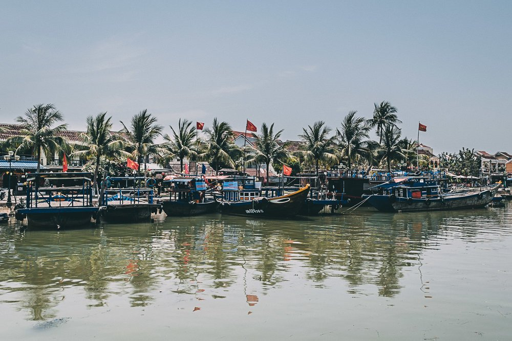 hoi an ville lanternes festival mekong vietnam asie blog voyage photographie