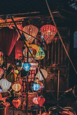 hoi an vietnam ville lanternes festival lanterne asie blog voyage vietnam