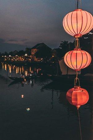 hoi an vietnam ville lanternes festival riviere blog vietnam