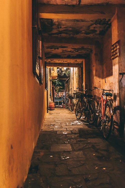 hoi an ville lanternes velo que faire vietnam asie blog voyage photographie.jpg