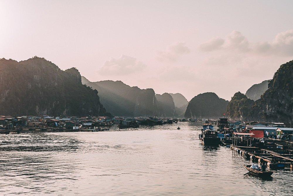 visiter vietnam preparer son voyage cat ba baie d'halong blog vietnam