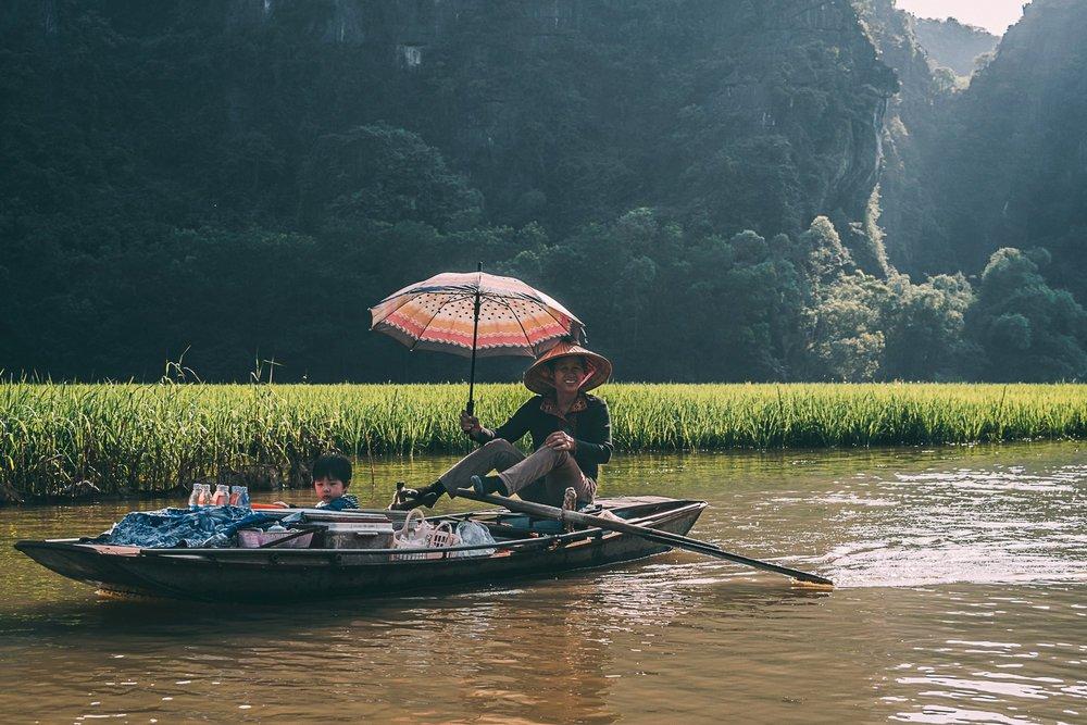 tam coc vietnam baie halong terrestre vietnamienne asie blog vietnam