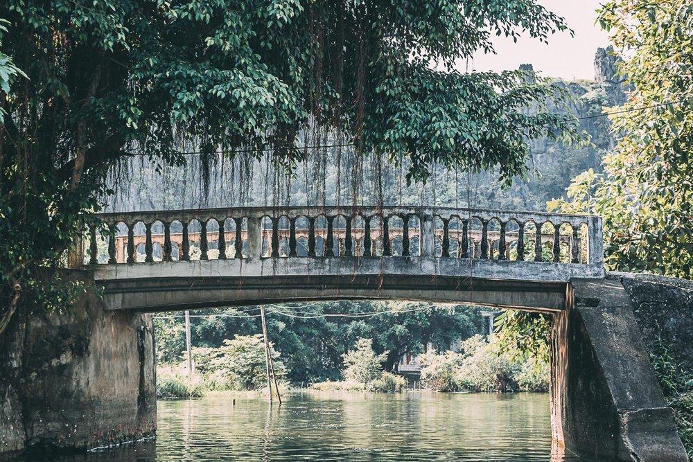 tam coc vietnam baie halong terrestre excursion blog vietnam