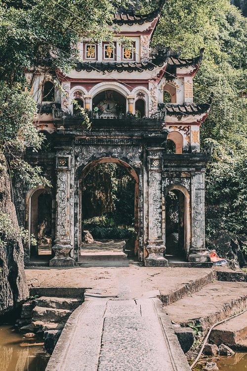 tam coc vietnam baie halong terrestre pagode bich dong portail blog voyage photographie