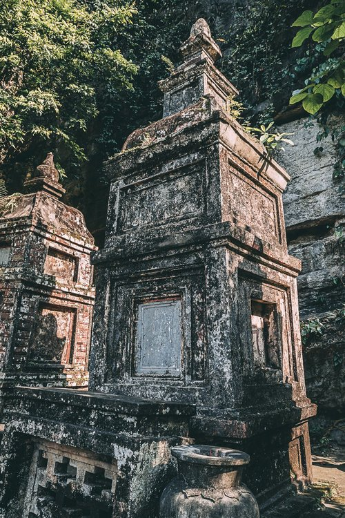 tam coc vietnam baie halong terrestre pagode bich dong entree blog voyage photographie