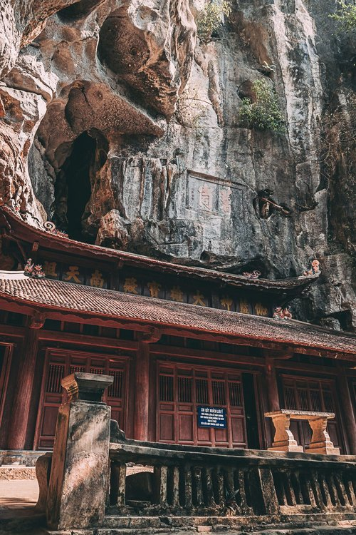tam coc vietnam baie halong terrestre pagode bich dong troglodyte blog voyage photographie