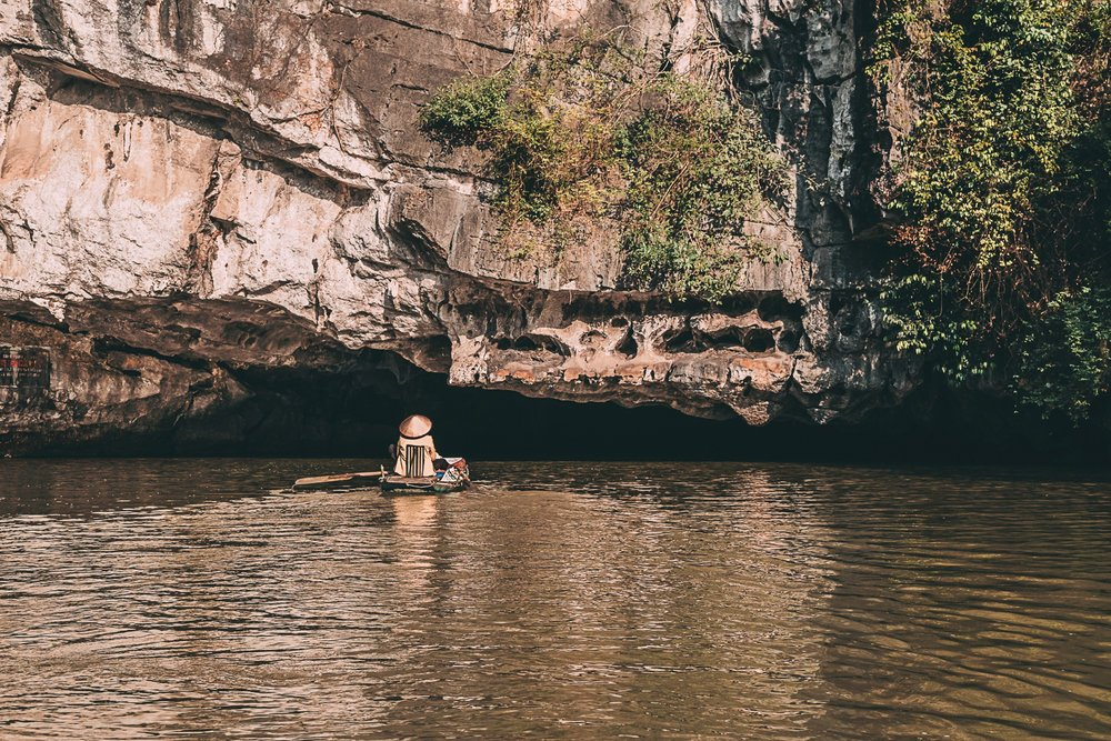 tam coc vietnam baie d'halong terrestre karstique blog voyage vietnam