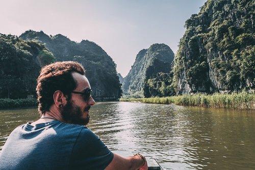 tam coc baie halong terrestre barque vietnam asie blog voyage photographie