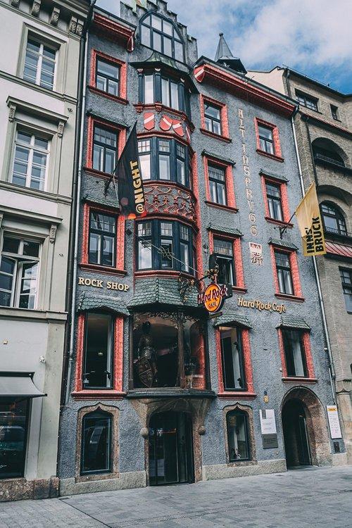 visiter innsbruck environs hard rock coffee road trip autriche europe blog voyage photographie