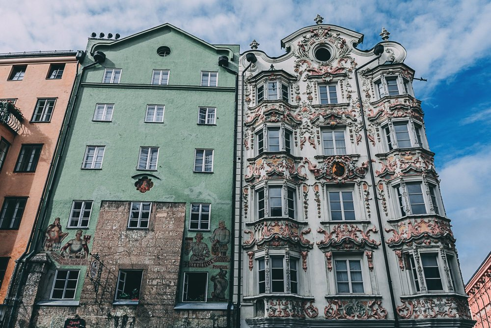 visiter innsbruck environs maison road trip autriche europe blog voyage photographie