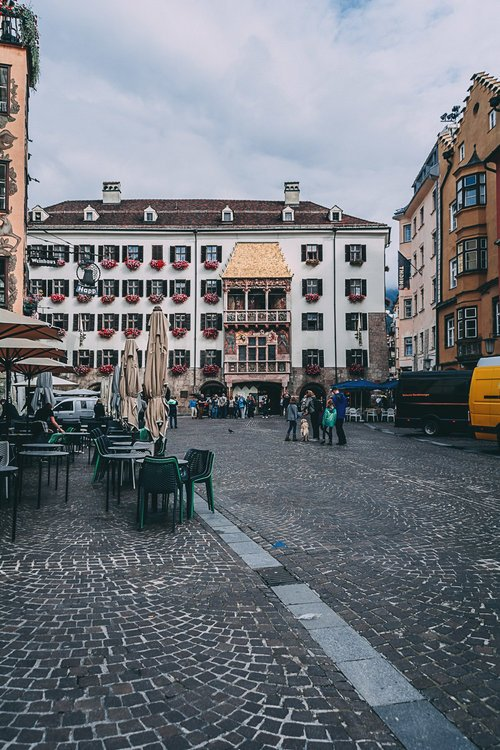 visiter innsbruck environs toit d or road trip autriche europe blog voyage photographie