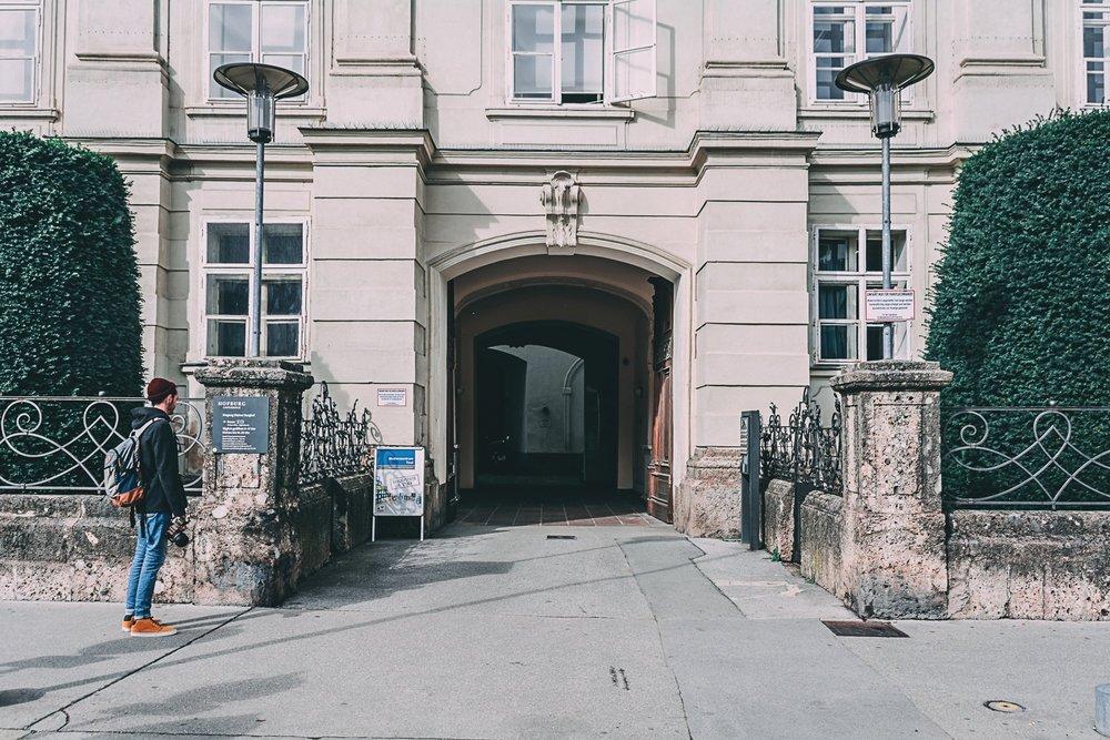 visiter innsbruck environs palais imperial road trip autriche europe blog voyage photographie
