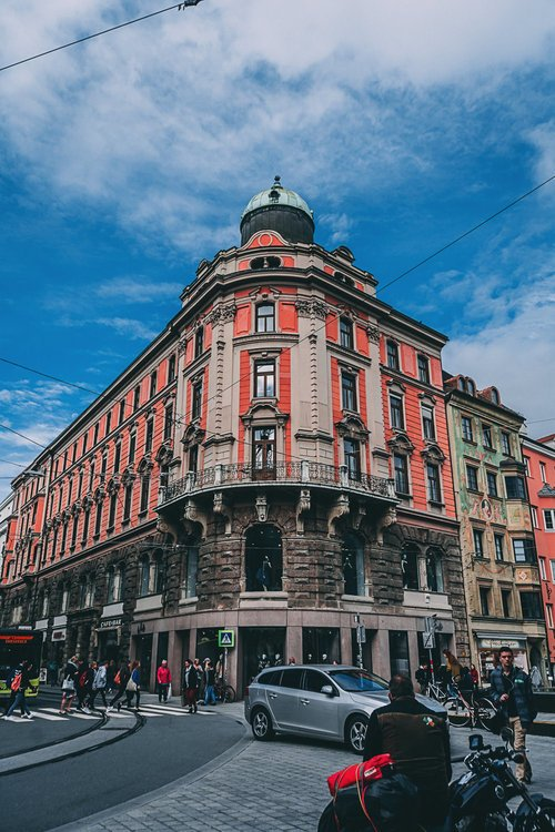 visiter innsbruck environs palais road trip autriche europe blog voyage photographie